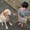 卒業犬『すずらんちゃん』からお便りが来ました。